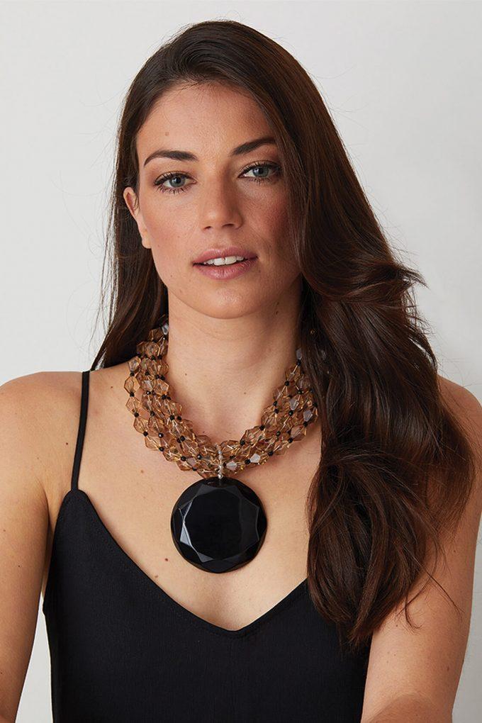 OL50000123 Italian Crystal Statement Necklace2