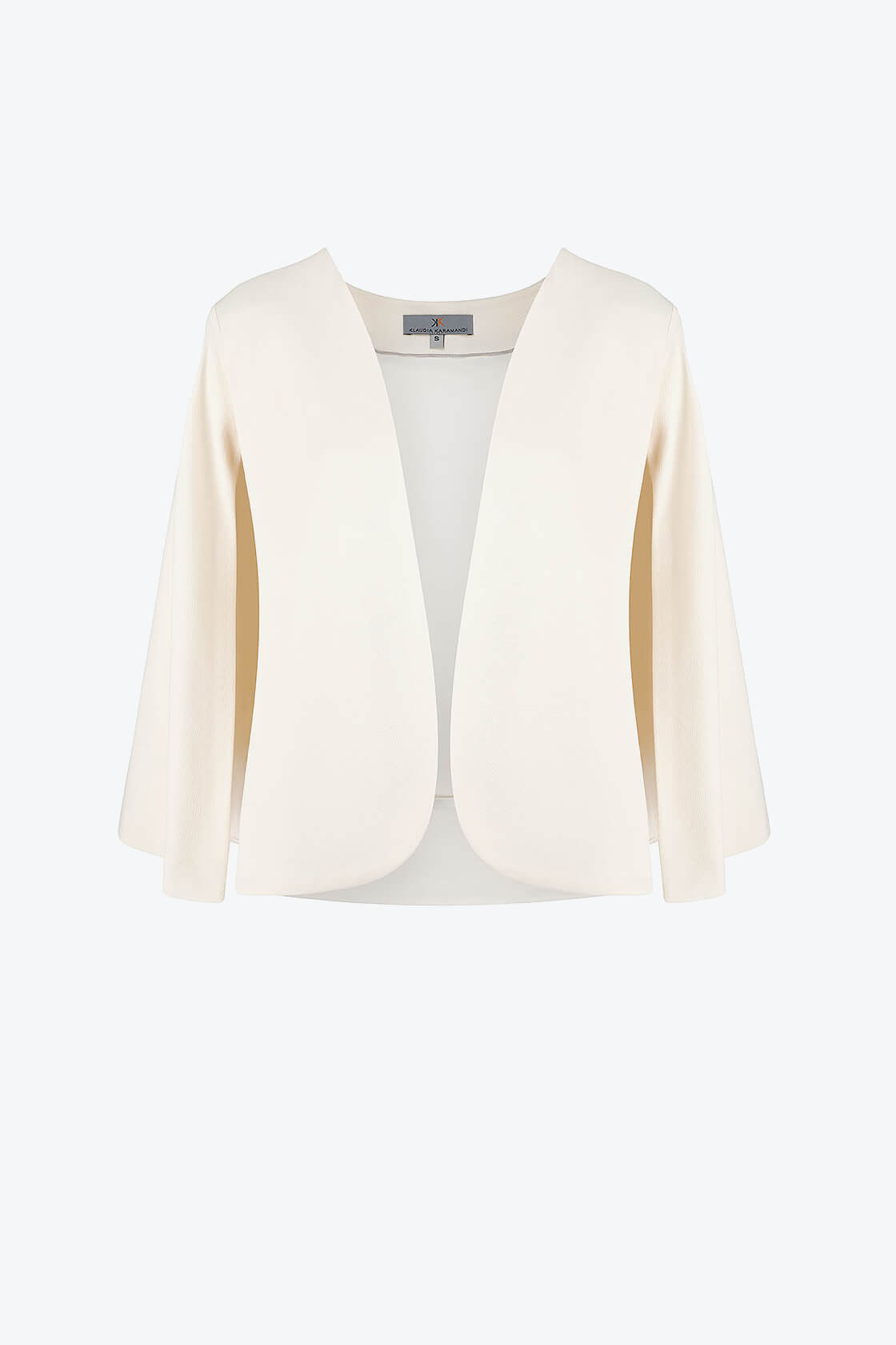 OL100002639 Angela Cape Jacket White1