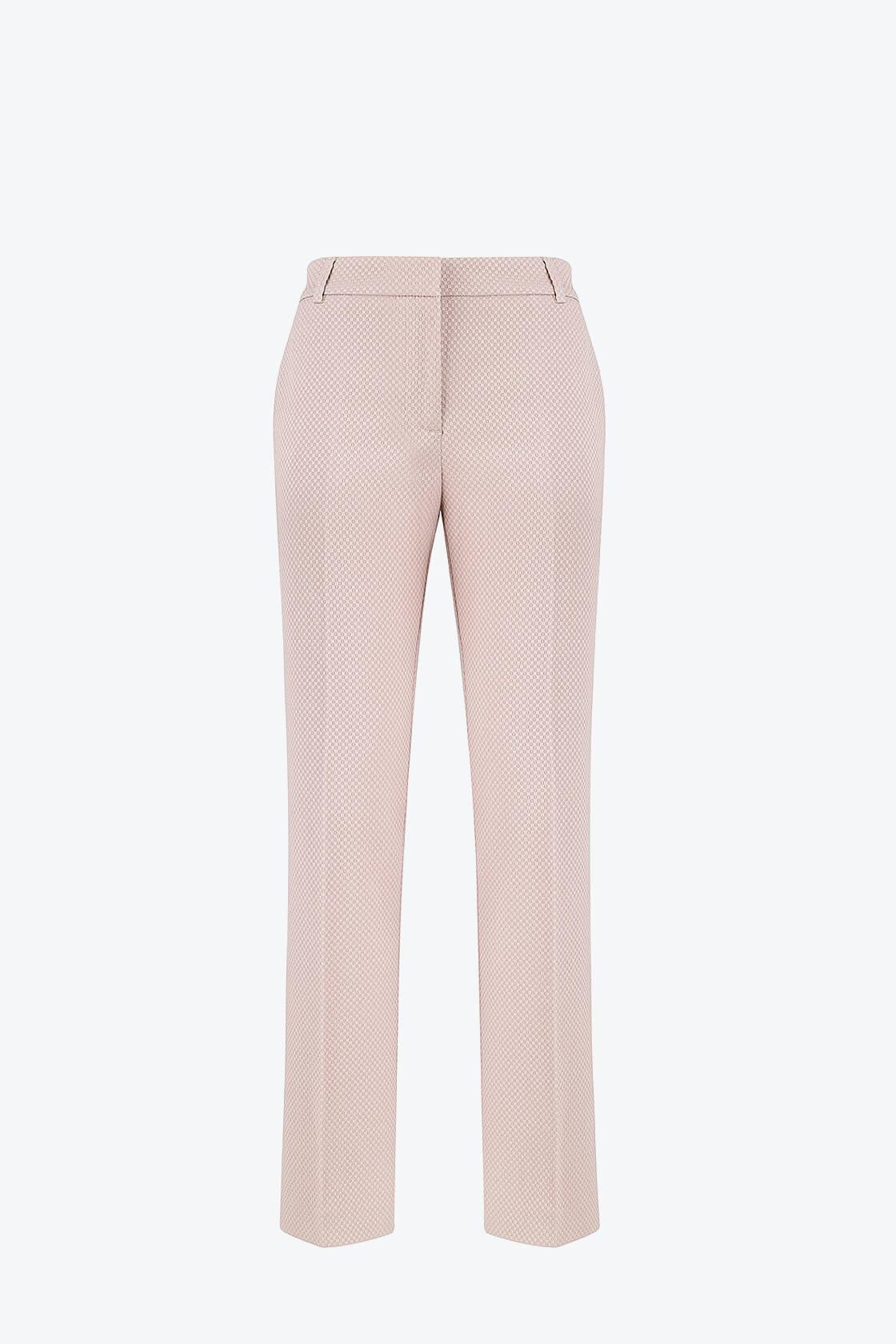 OL100002642 Dana Slim Fit Pleated Pants Taupe1