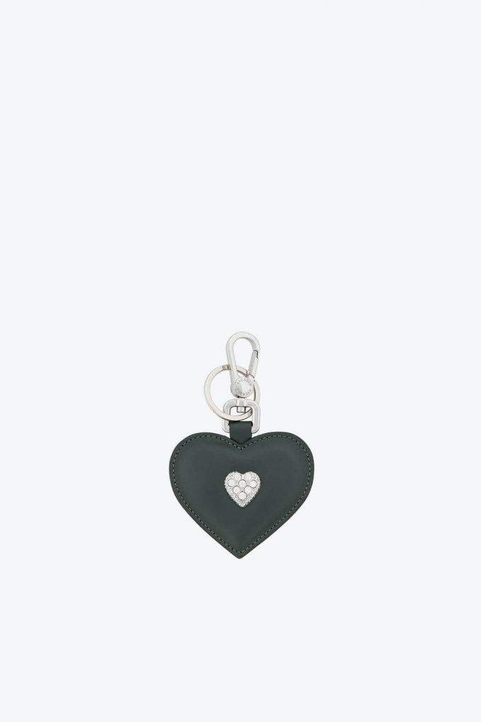 ol80000168 keyring heart swarovski stones 1b