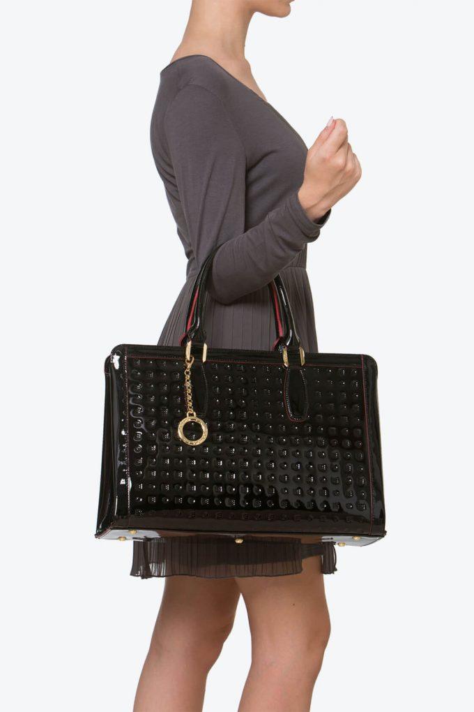 ol80000250 business large top handles bag 4