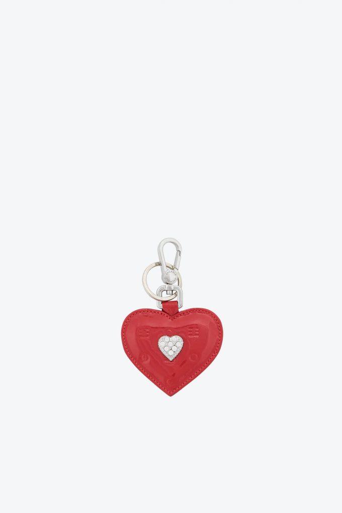 ol80000335 keyring heart swarovski stones 1b
