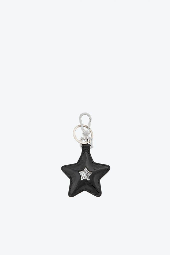 ol80000350 keyring star swarovski stones 1b