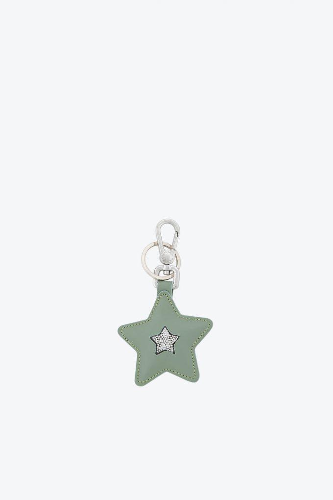 ol80000351 keyring star swarovski stones 1b