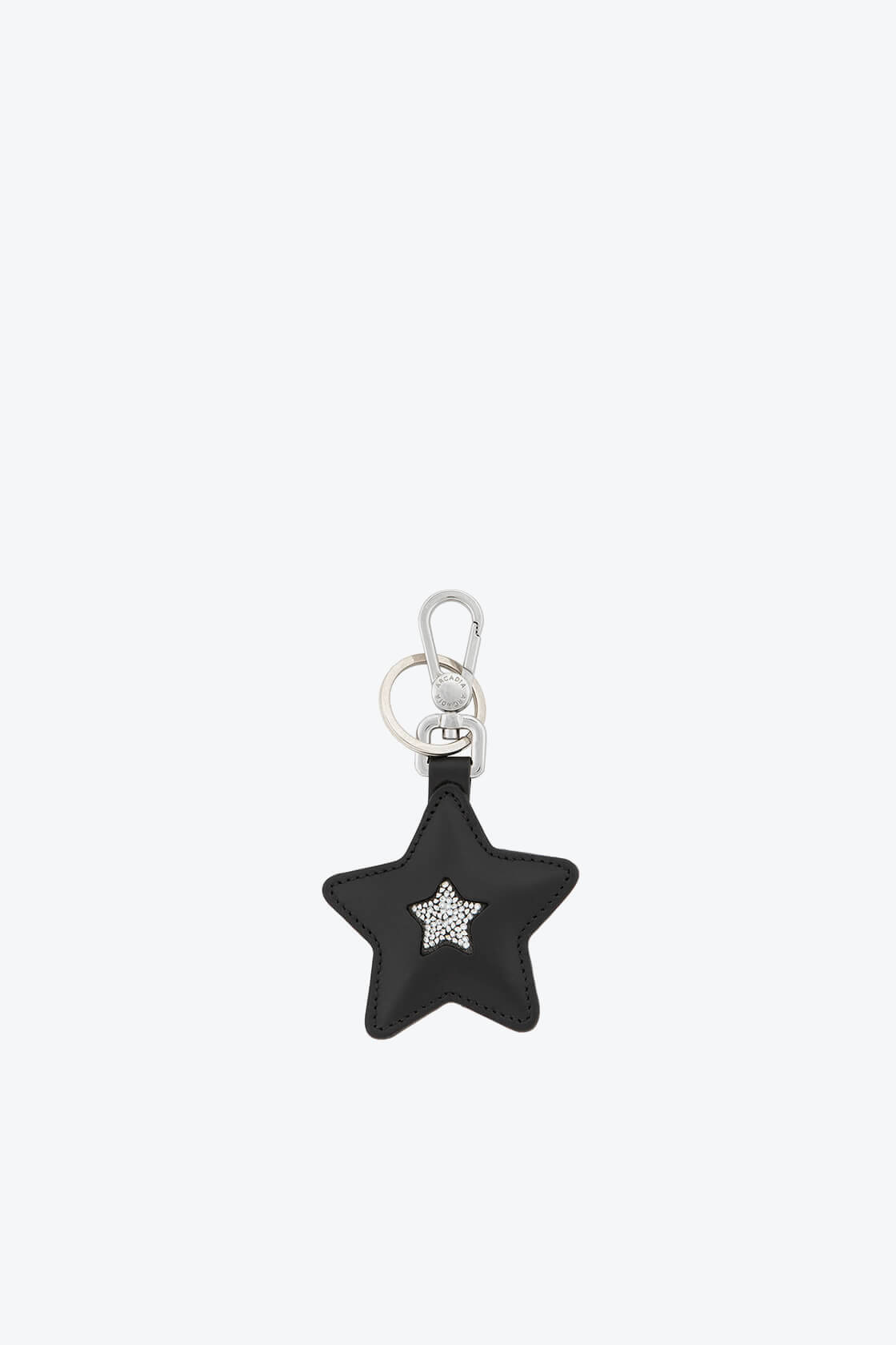 ol80000353 keyring star swarovski stones 1