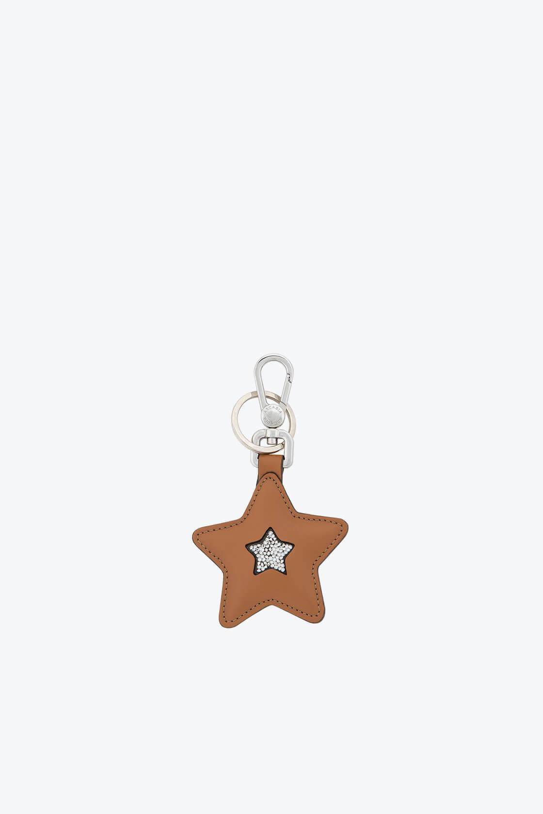 ol80000354 keyring star swarovski stones 1