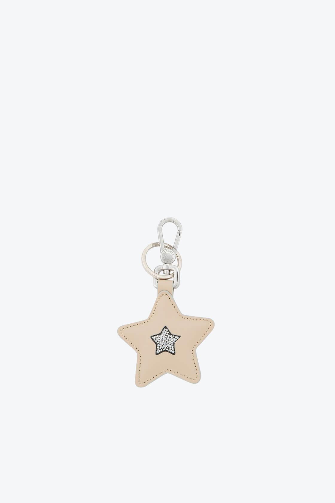 ol80000355 keyring star swarovski stones 1