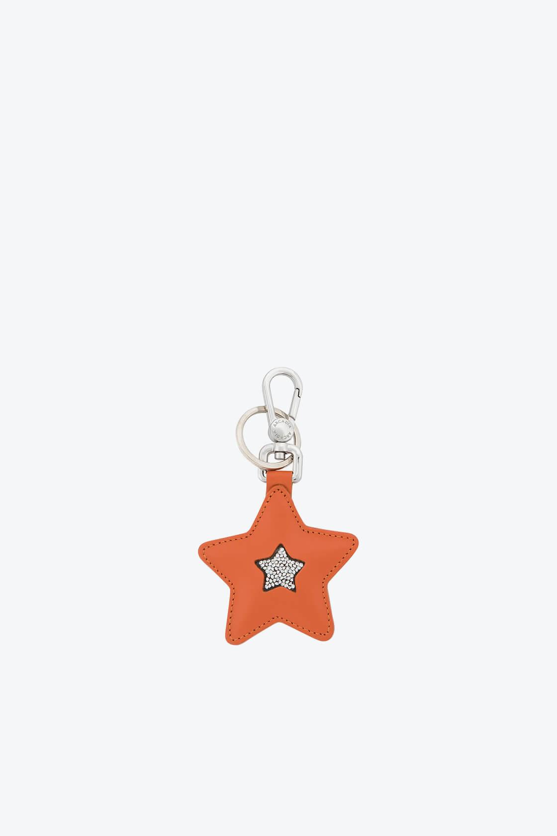 ol80000356 keyring star swarovski stones 1