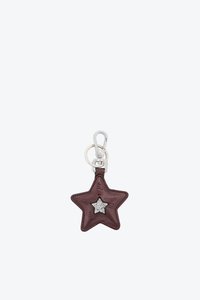 ol80000357 keyring star swarovski stones 1b