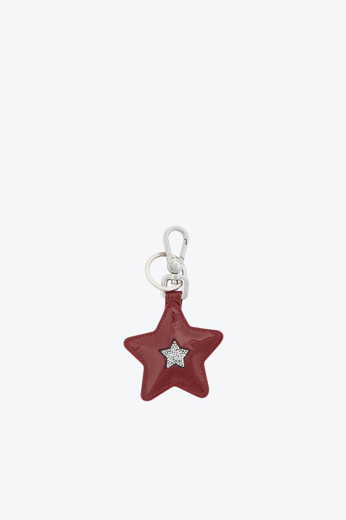 ol80000358 keyring star swarovski stones 1