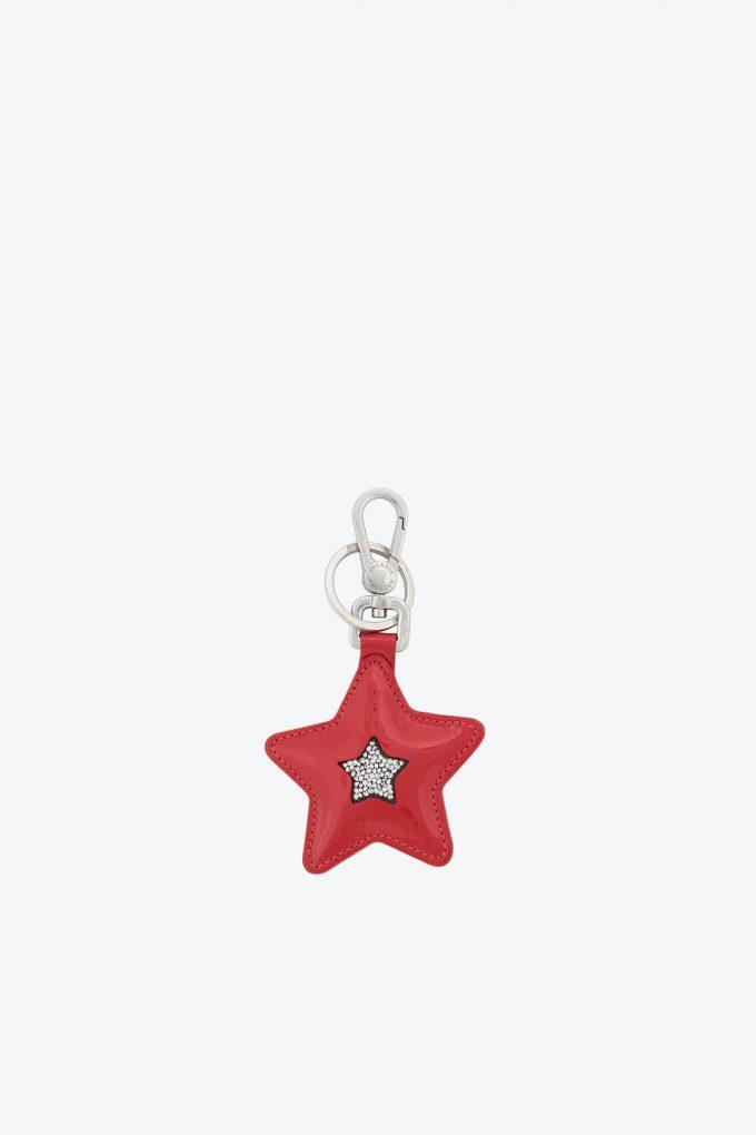 ol80000359 keyring star swarovski stones 1b