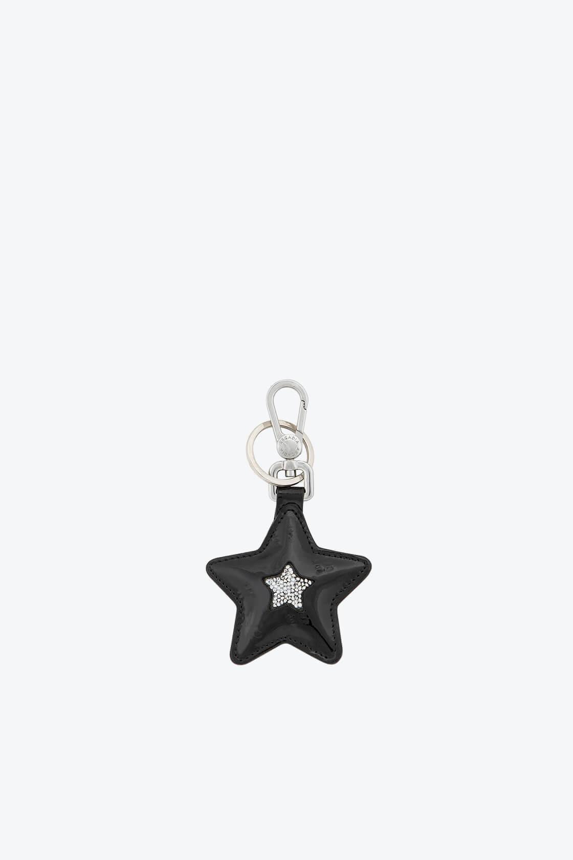 ol80000362 keyring star swarovski stones 1