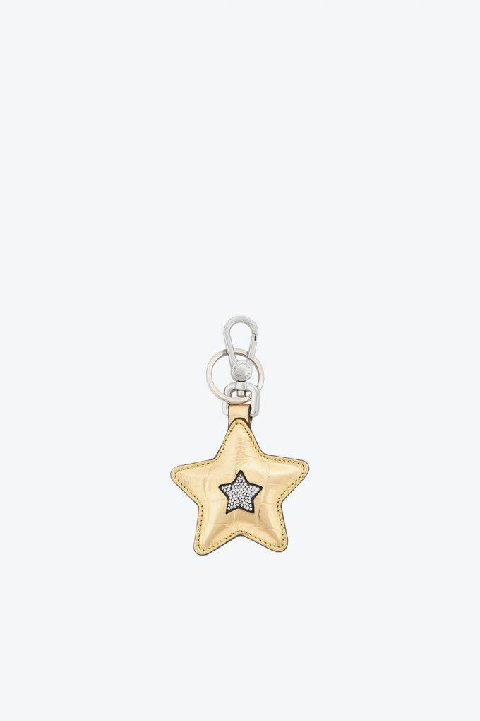 ol80000366 keyring star swarovski stones 1b