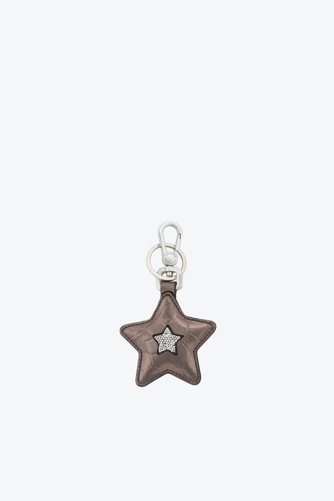 ol80000367 keyring star swarovski stones 1b