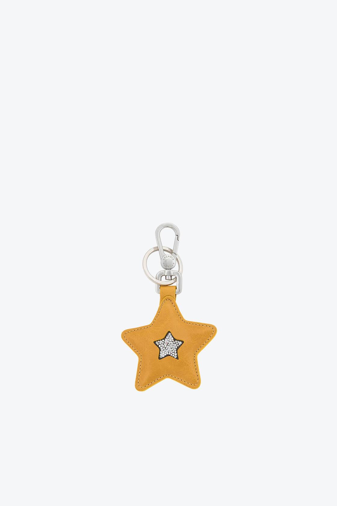 ol80000368 keyring star swarovski stones 1