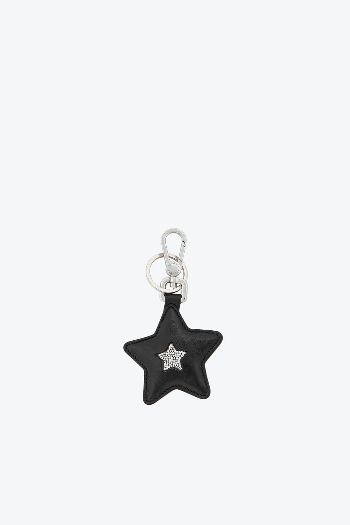 ol80000369 keyring star swarovski stones 1