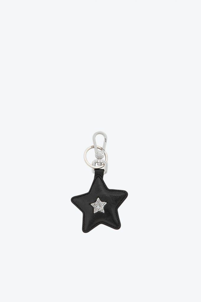 ol80000369 keyring star swarovski stones 1b