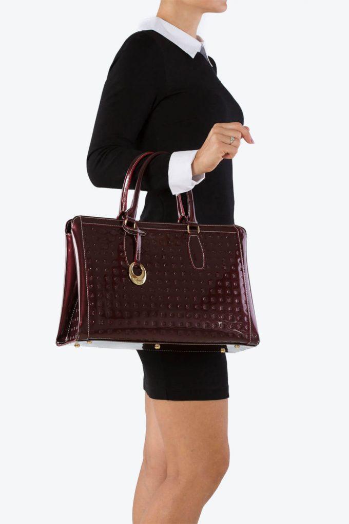 ol80000380 business large top handles bag 2