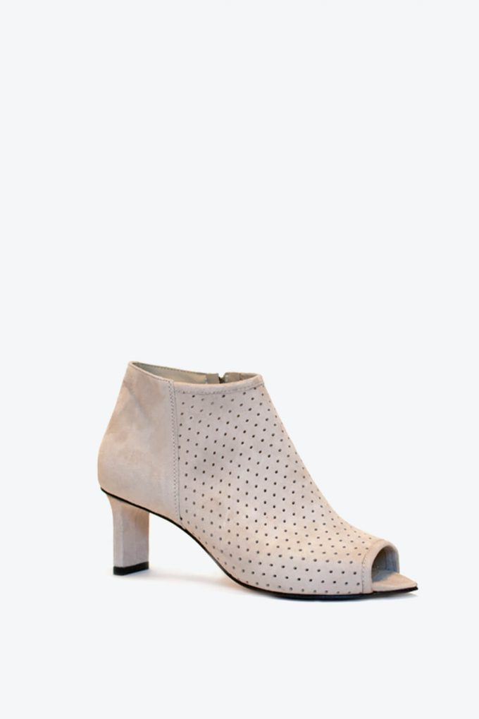 EJK0000006 Roxy ankle boots sand 4