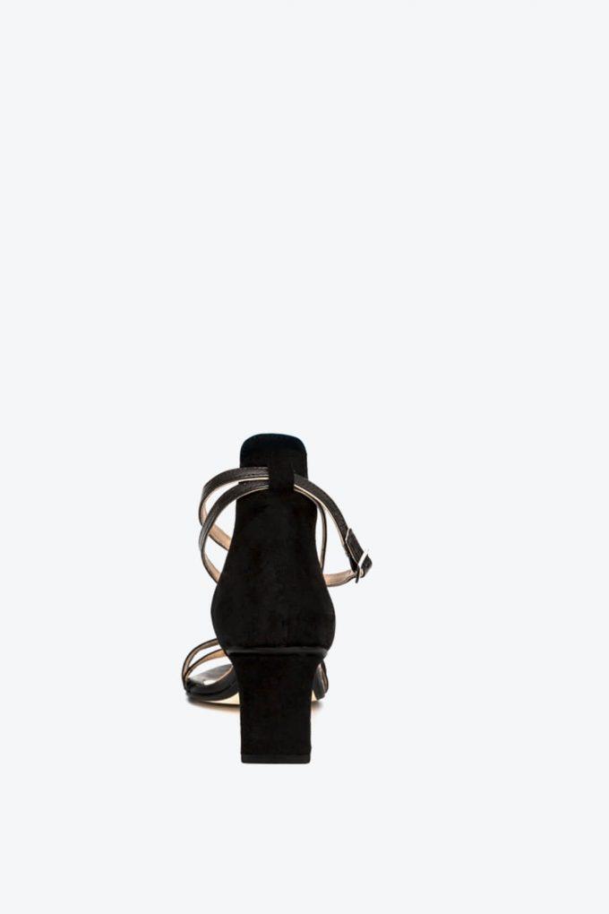 EJK0000007 Maggie strappy sandals black 3