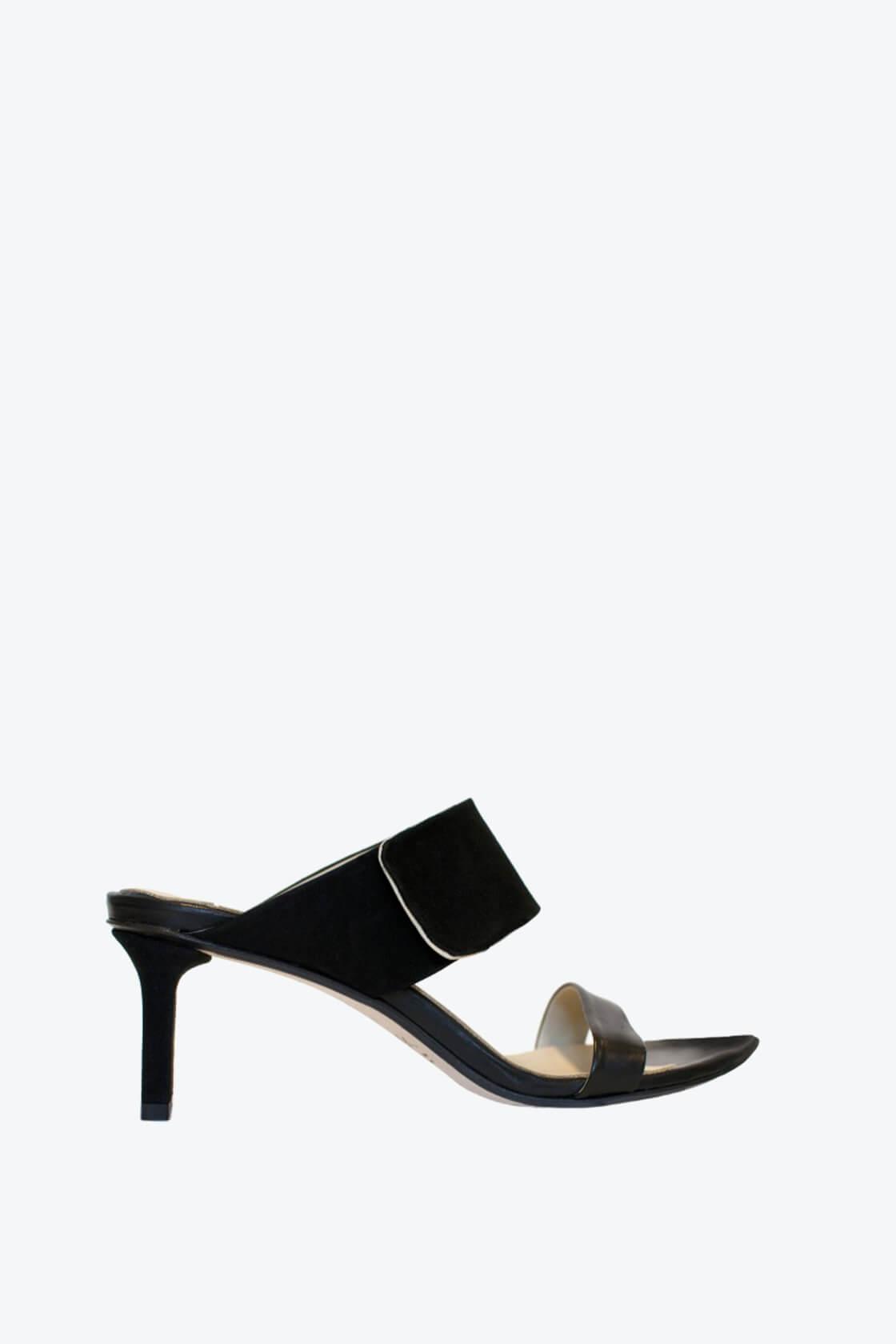 EJK0000010 Lucille strap sandals black 1
