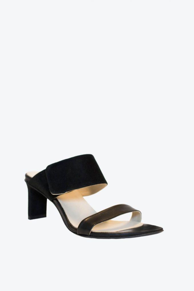 EJK0000010 Lucille strap sandals black 2