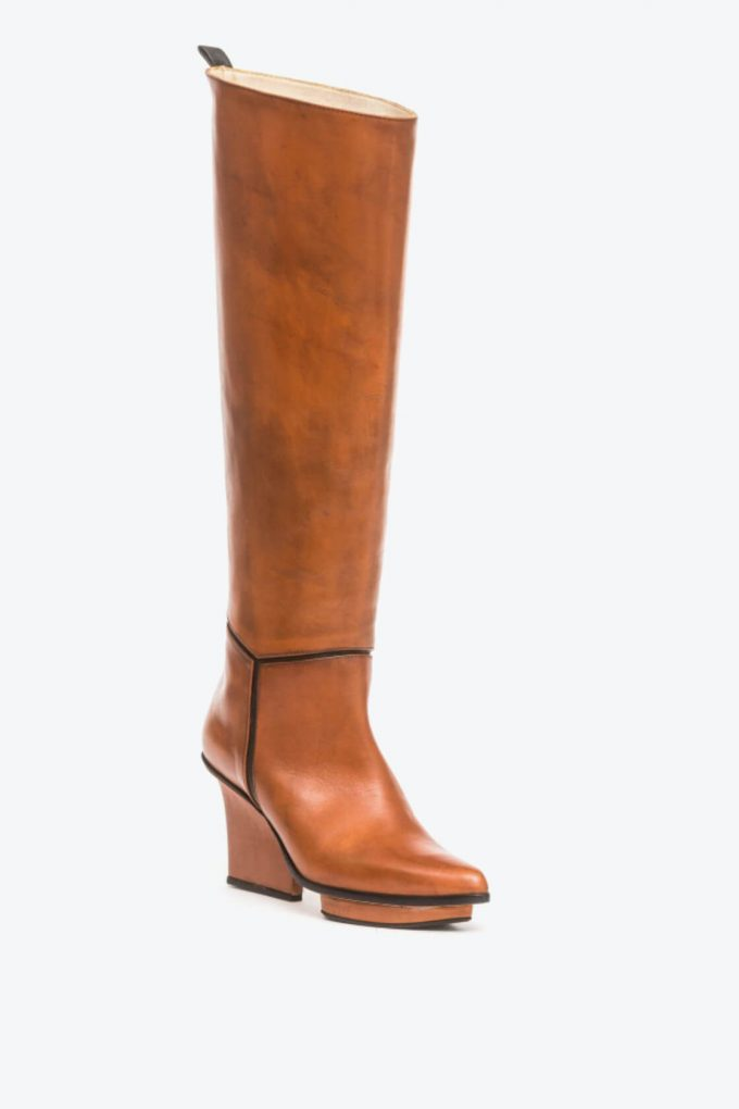 EJK0000021 Mira knee high boots camel 2