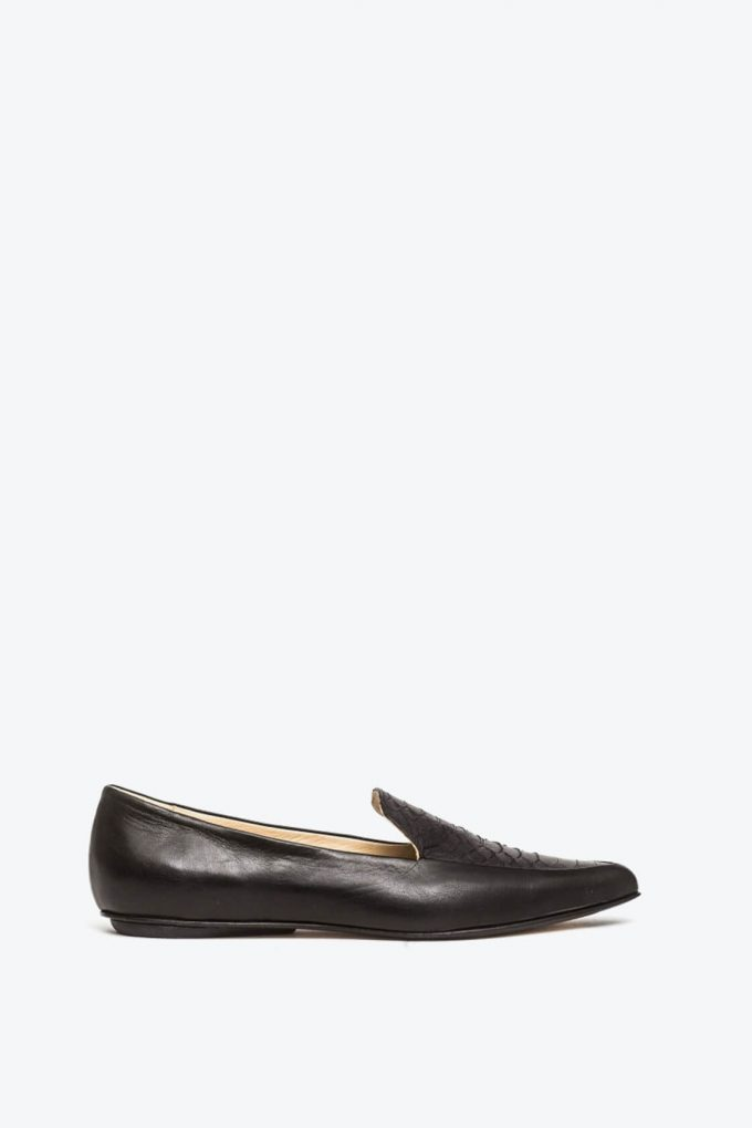 EJK0000022 Molly loafers black 1B