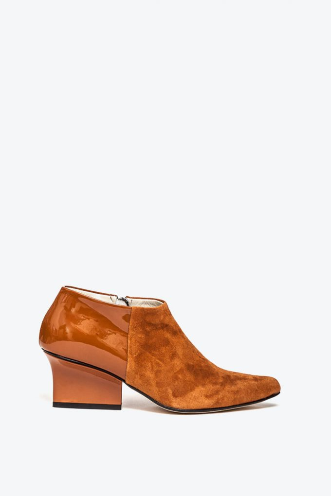 EJK0000026 Chris ankle boots caramel 1B