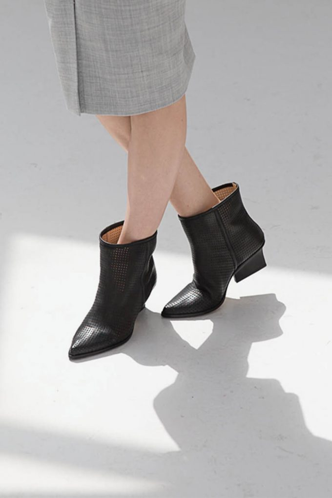 EJK0000037 Tommie ankle boots black 5