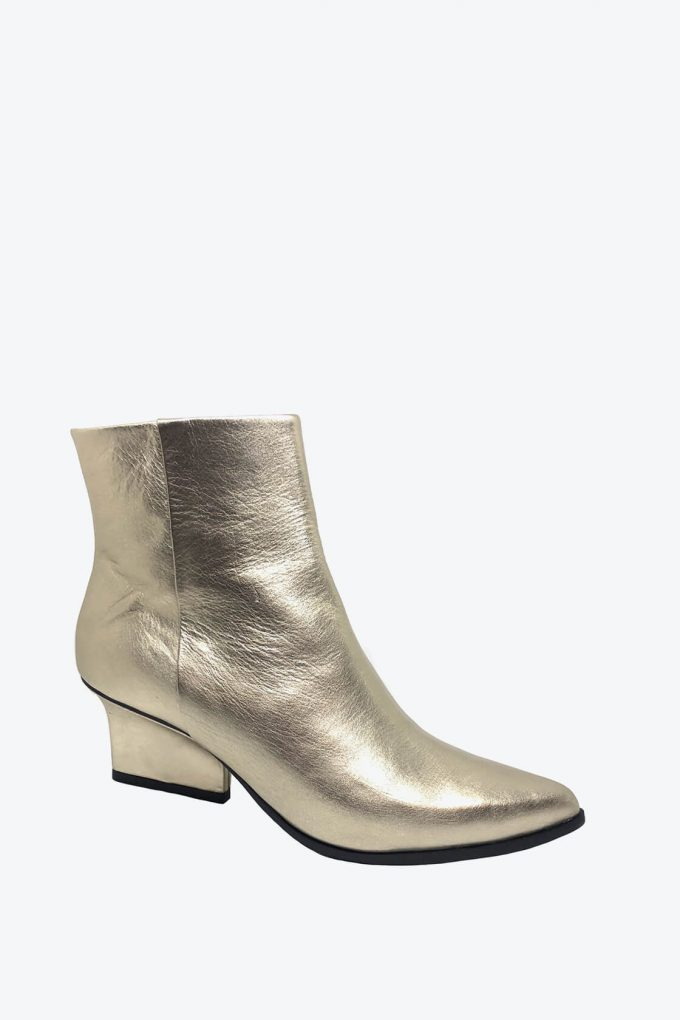 EJK0000038 Ryan ankle boots Platina 1B
