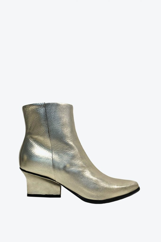 EJK0000038 Ryan ankle boots Platina 6B