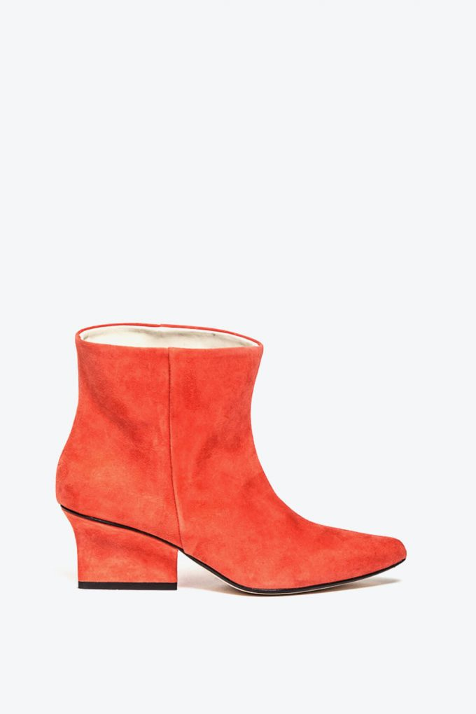 EJK0000043 Denis ankle boots raspberry 1B