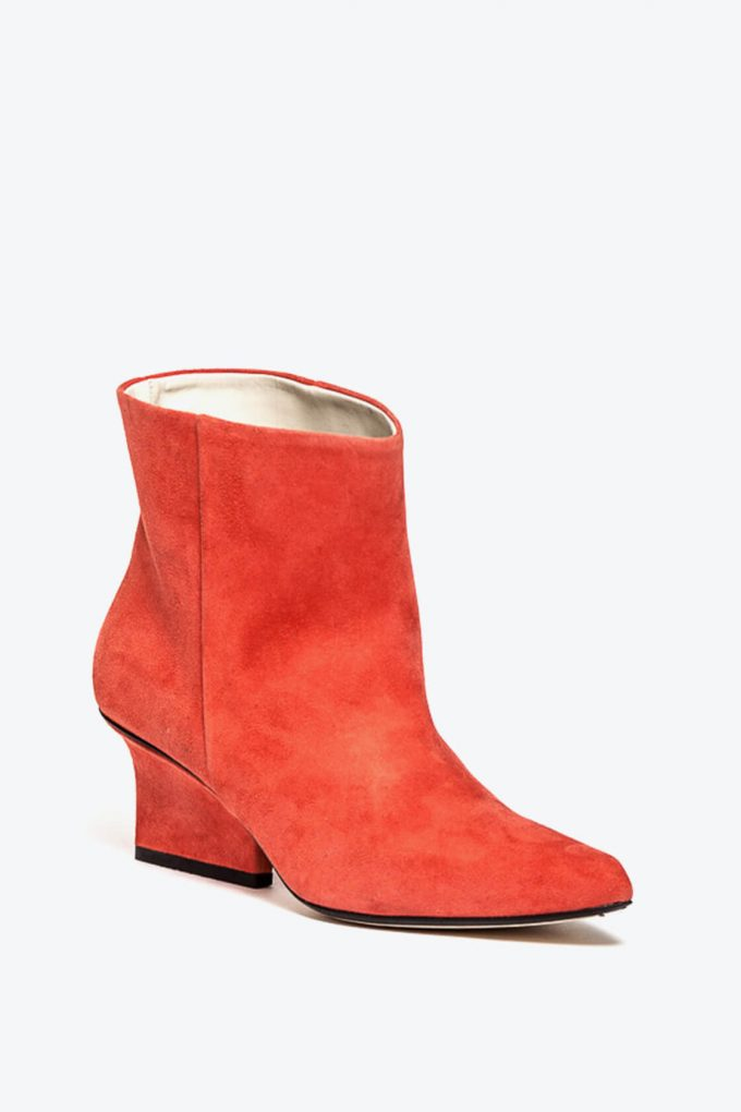 EJK0000043 Denis ankle boots raspberry 2