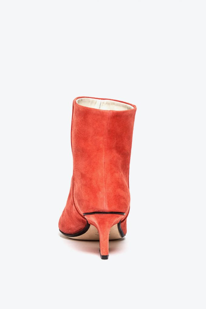 EJK0000043 Denis ankle boots raspberry 3