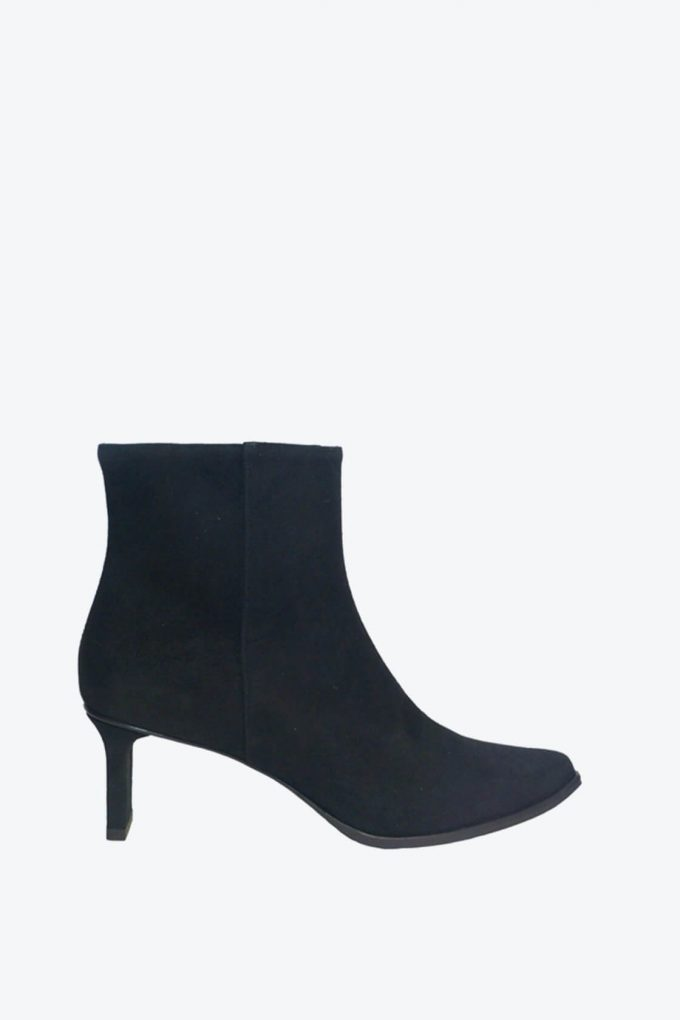 EJK0000047 Randy ankle boots black suede 1B
