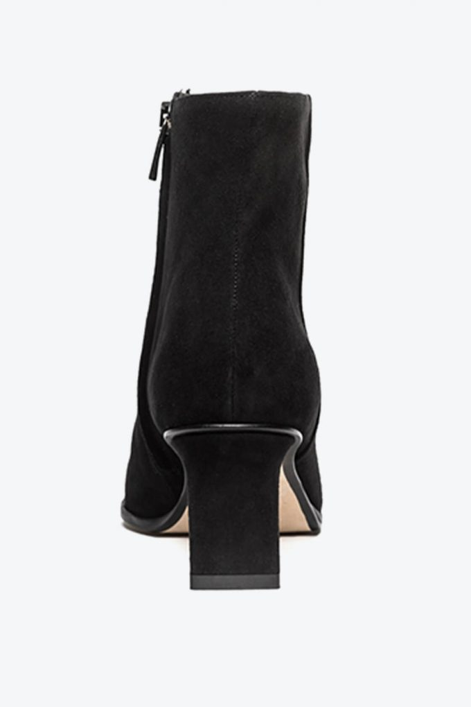 EJK0000047 Randy ankle boots black suede 2