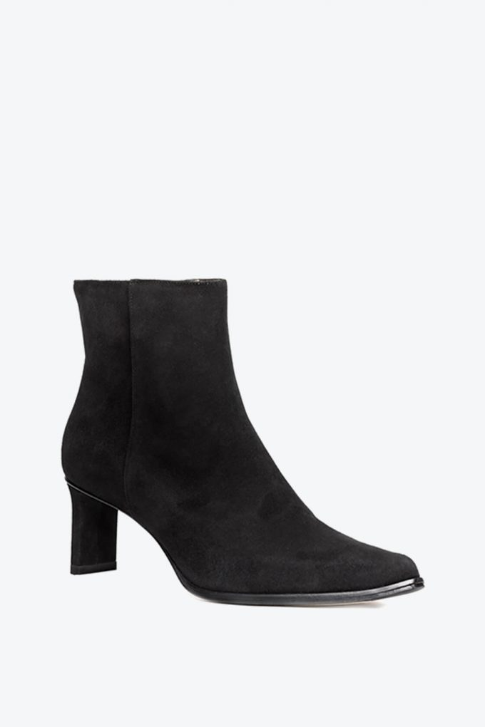 EJK0000047 Randy ankle boots black suede 3