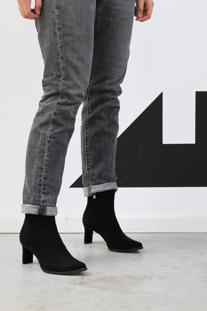 EJK0000047 Randy ankle boots black suede 5