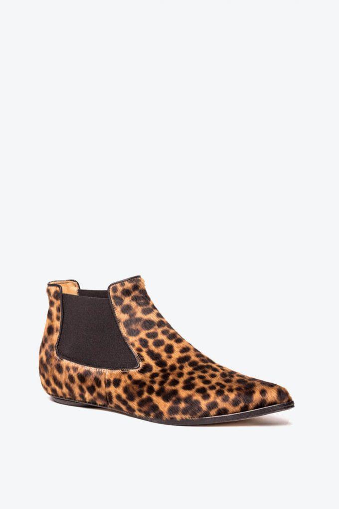 EJK0000049 Niki chelsea boots Leopard print 2