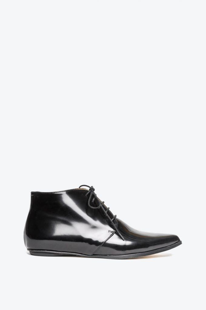 EJK0000050 Merle flat derby shoes black 1B