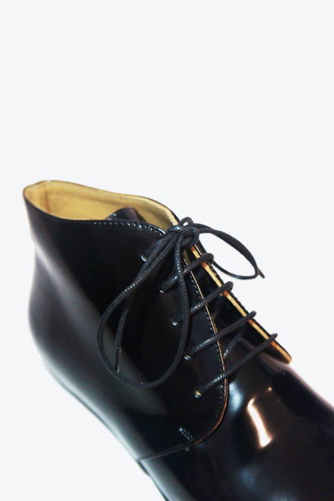 EJK0000050 Merle flat derby shoes black 5