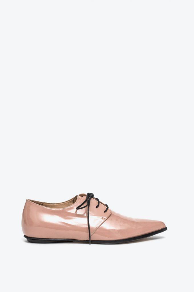 EJK0000053 Renee derby shoes nude 1B