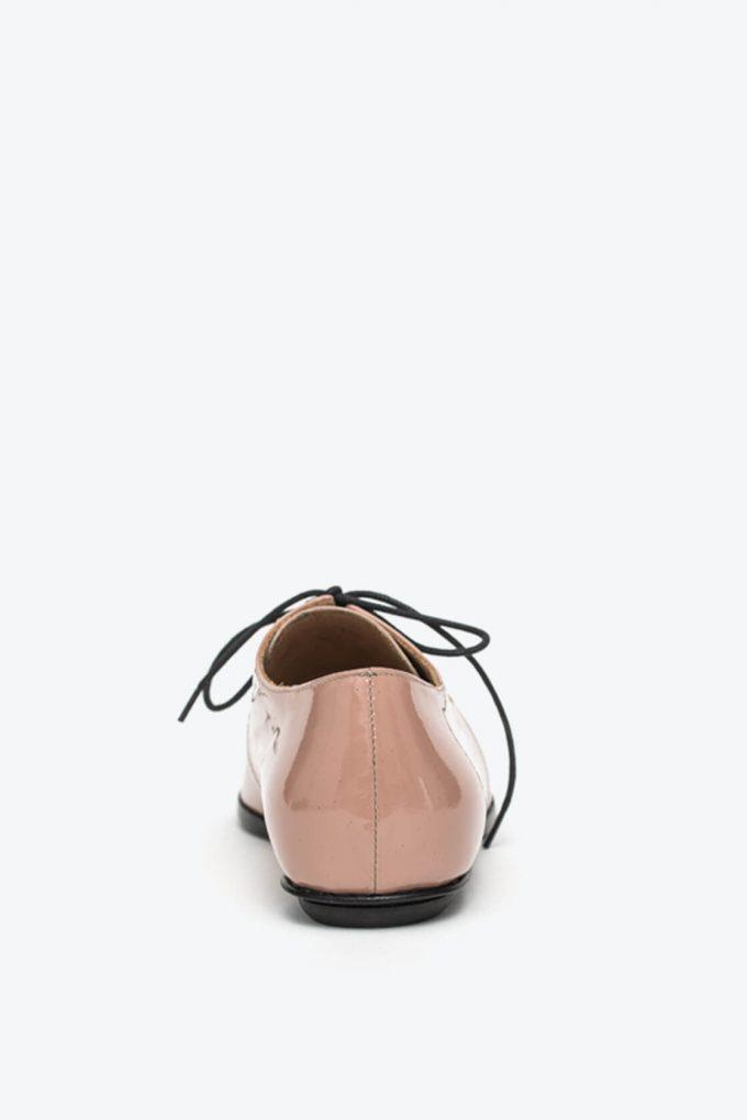 EJK0000053 Renee derby shoes nude 4