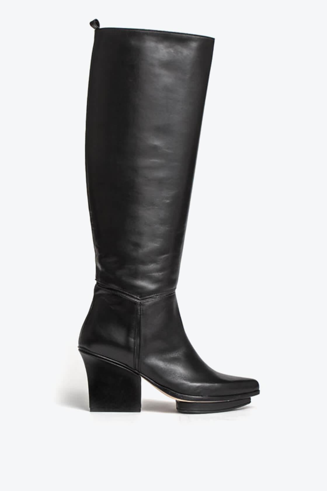 EJK0000055 Mira knee high boots black 1