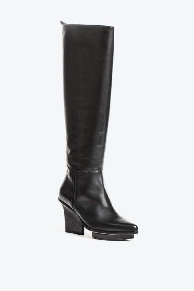 EJK0000055 Mira knee high boots black 2