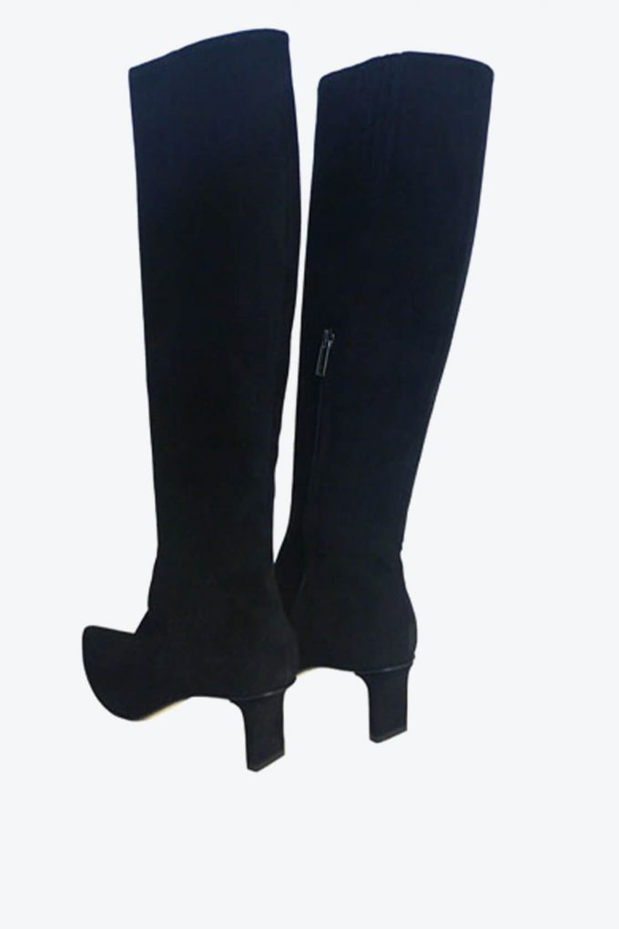 EJK0000057 Charly high boots black suede 2