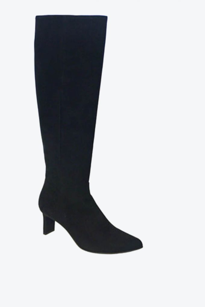 EJK0000057 Charly high boots black suede 8