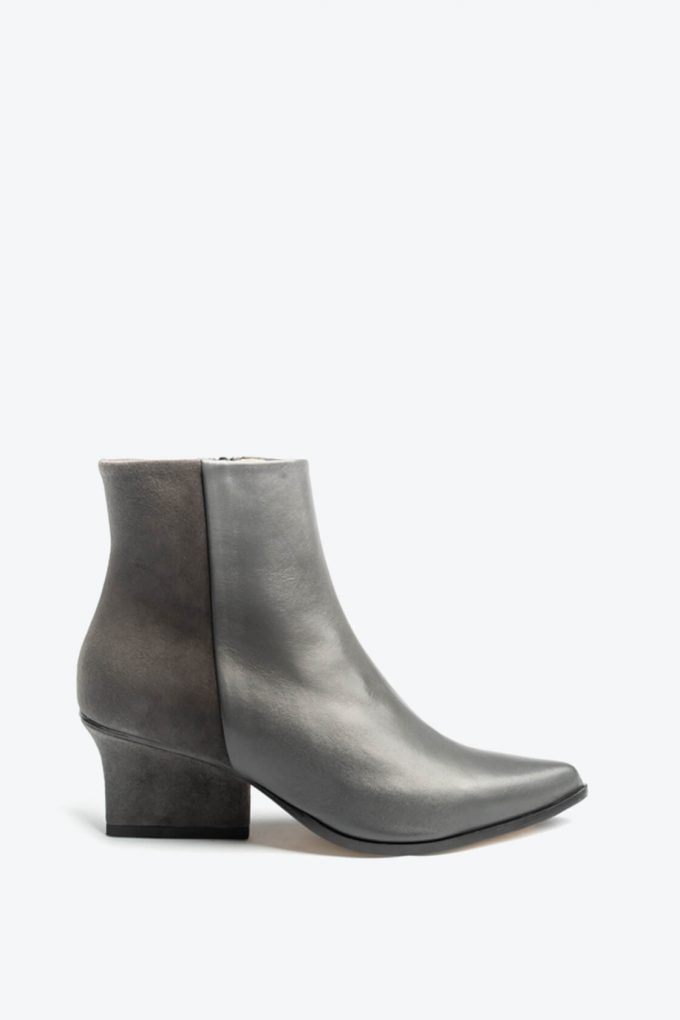 EJK0000064 Ryan ankle boots grey 1B