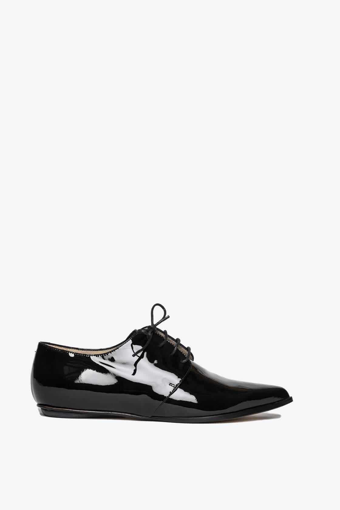 EJK0000068 Renee derby shoes black 1